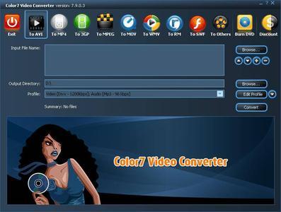Color7 Video Converter ver. 7.9.0.3