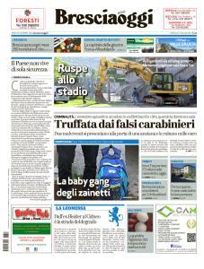 Brescia Oggi - 12 Giugno 2019