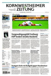 Kornwestheimer Zeitung - 03. November 2018