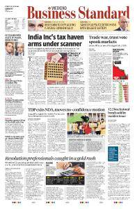 Business Standard - March 17, 2018