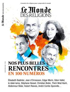 Le Monde des Religions - Mars/Avril 2020