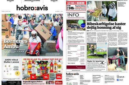 Hobro Avis – 27. august 2019
