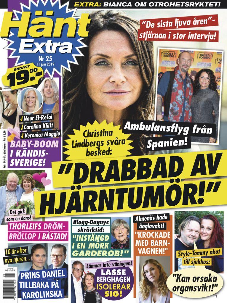 Hänt Extra – 11 juni 2019
