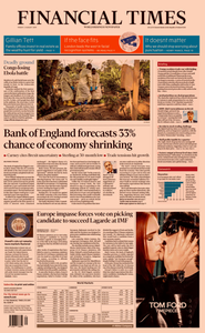 Financial Times UK – 02 August 2019
