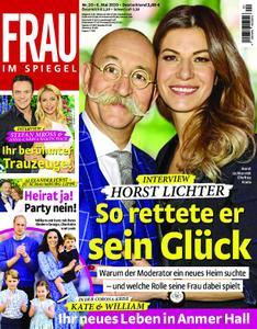 Frau im Spiegel – 06. Mai 2020