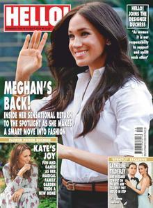 Hello! Magazine UK - 30 September 2019
