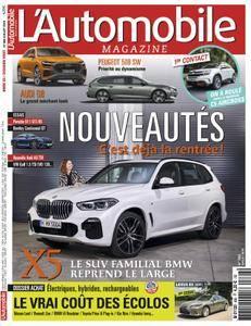 L'Automobile Magazine - juillet 2018
