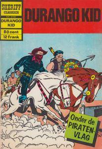 Sheriff Classics - 199 - Durango Kid - Onder De Piratenvlag