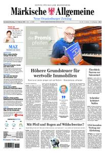 Neue Oranienburger Zeitung - 02. Februar 2019