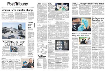 Post-Tribune – March 06, 2021