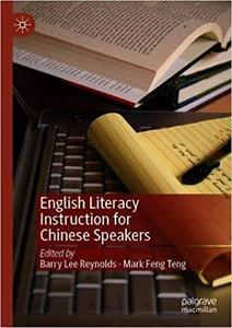English Literacy Instruction for Chinese Speakers