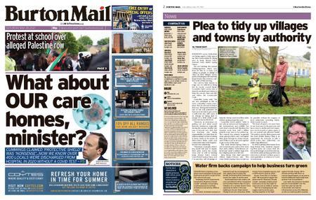 Burton Mail – May 29, 2021