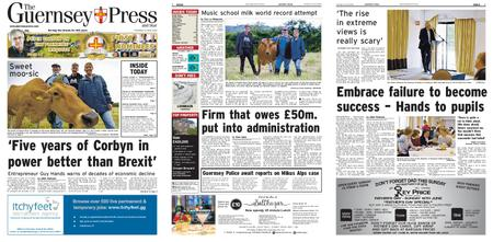 The Guernsey Press – 13 June 2019