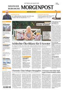 Solinger Morgenpost – 28. August 2019