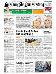 Lauenburgische Landeszeitung - 10. April 2018