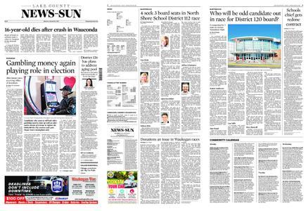 Lake County News-Sun – March 18, 2019