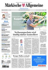 Märkische Allgemeine Fläming Echo - 14. Juni 2019