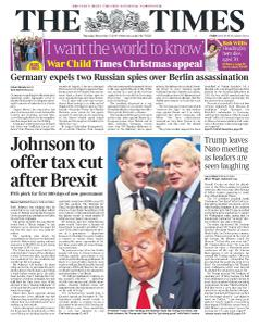 The Times - 5 December 2019