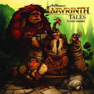 BOOM Studios-Jim Henson s Labyrinth Tales 2016 Retail Comic eBook