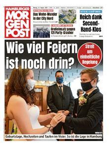 Hamburger Morgenpost – 24. August 2020