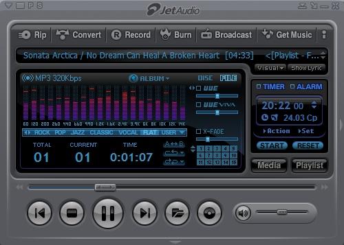 Cowon JetAudio Plus VX 8.0.12 Portable