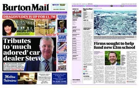 Burton Mail – January 18, 2018