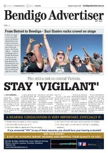 Bendigo Advertiser - February 25, 2019