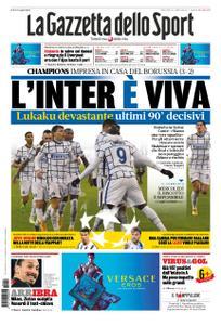 La Gazzetta dello Sport Roma – 02 dicembre 2020