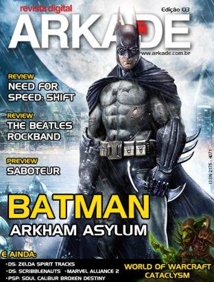 Arkade - Edição 003 - Setembro de 2009