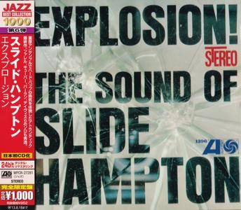Slide Hampton - Explosion! The Sound Of Slide Hampton (1962) {2013 Japan Jazz Best Collection 1000 Series WPCR-27281}