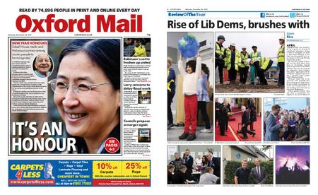 Oxford Mail – December 28, 2019