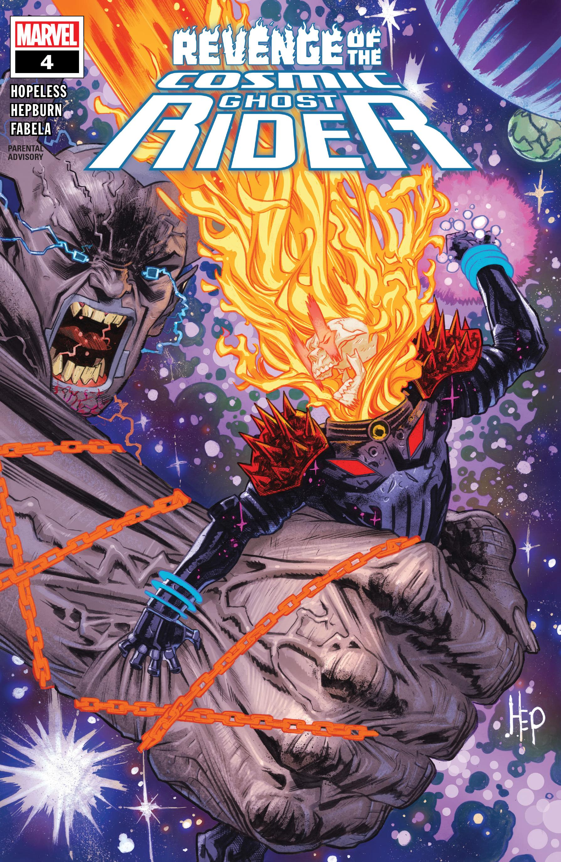 Revenge of the Cosmic Ghost Rider 004 2020 Digital Zone
