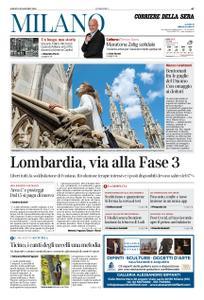 Corriere della Sera Milano – 30 maggio 2020