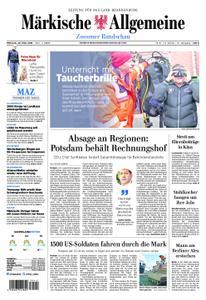 Märkische Allgemeine Zossener Rundschau - 20. März 2019