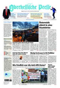 Oberhessische Presse Hinterland - 21. Mai 2019