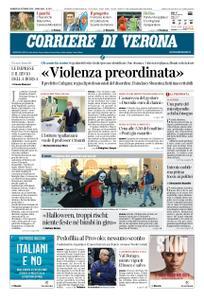 Corriere di Verona – 30 ottobre 2020