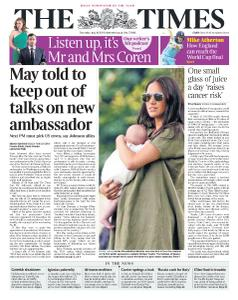 The Times - 11 July 2019