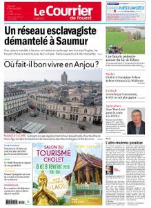 Le Courrier de l'Ouest Cholet – 08 février 2020