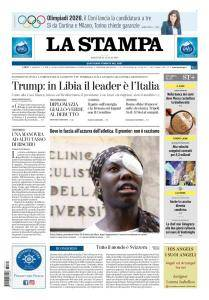 La Stampa Imperia e Sanremo - 31 Luglio 2018