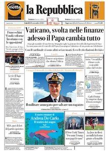 la Repubblica - 28 Settembre 2020