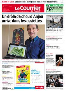 Le Courrier de l'Ouest Nord Anjou – 29 décembre 2019