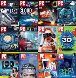 PC Professionale - Collezione Completa Anno 2017
