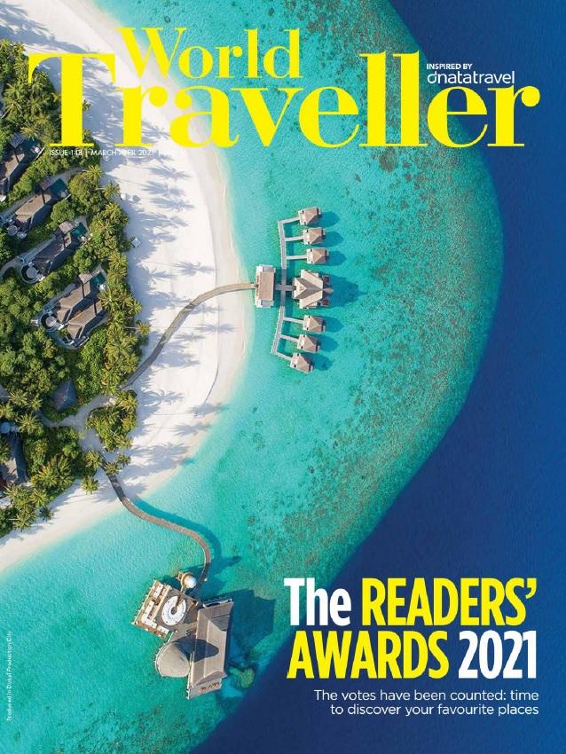 World Traveller - March-April 2021