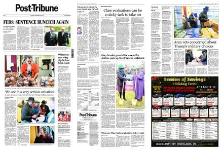 Post-Tribune – December 22, 2018