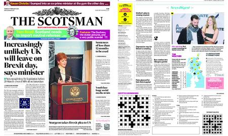 The Scotsman – February 05, 2019