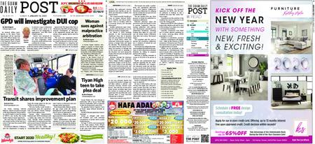 The Guam Daily Post – January 19, 2020