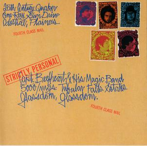Captain Beefheart & His Magic Band - Strictly Personal (1968) {EMI--Liberty 724382965428 rel 1994}
