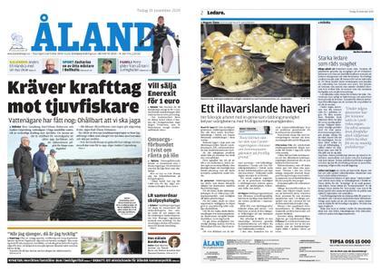 Ålandstidningen – 19 november 2019