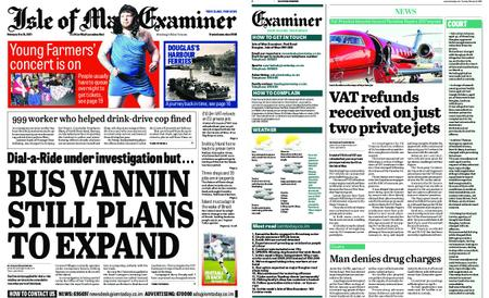 Isle of Man Examiner – February 09, 2021