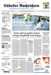 Lübecker Nachrichten Ostholstein Süd - 08. November 2018